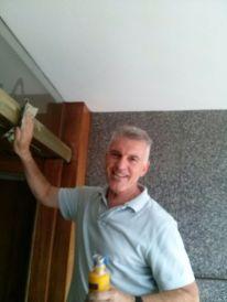 Encargado del mantenimiento general del edificio